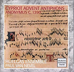 Cypriot Advent Antiphons Anonymus c 1390 (DHM)