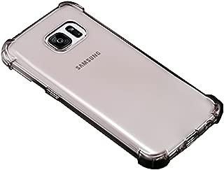 Galaxy S7caso claro, ibarbe? Slim Fit Heavy Duty protección resistente a los arañazos TPU Bumper Case para Samsung Galaxy S7Edge no para S7