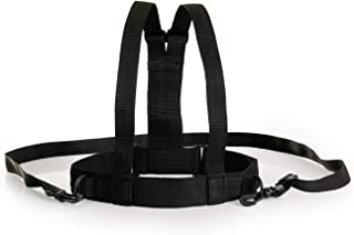 Hauck Guide Me Toddler Walking Reins Kids Safety Harness, Black, 1.2 m, 618288