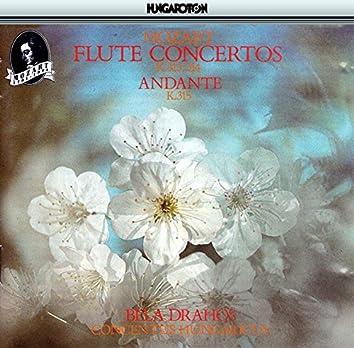 Mozart: Flute Concertos Nos. 1 and 2 / Andante in C Major