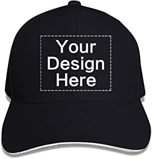 Custom Baseball Cap Personalized Dad Hat Design Your Text or Logo