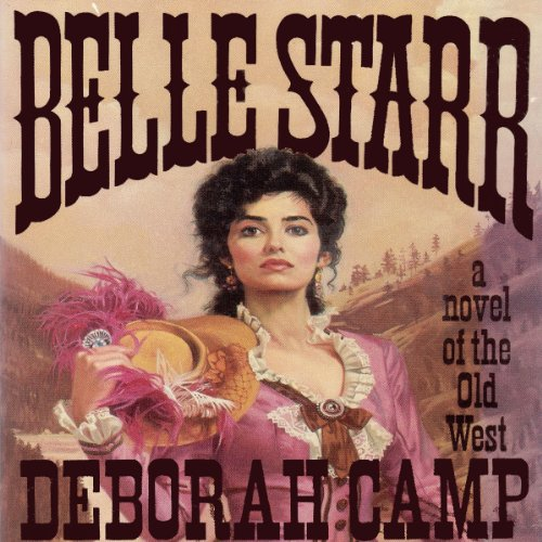 Belle Starr audiobook cover art