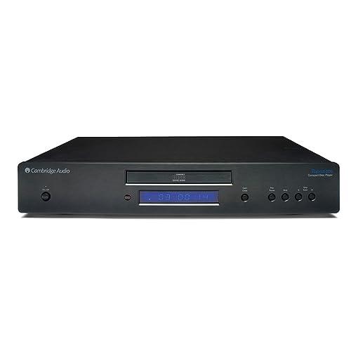 Cambridge Audio Topaz CD5 HiFi CD Player Noir - Lecteurs de CD (24 bits/192 kHz, 93 DB, 0,006%, MP3,WMA, 20 - 20000 Hz, HiFi CD Player)