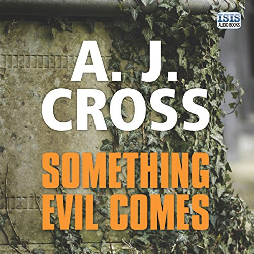 Something Evil Comes audiobook cover art