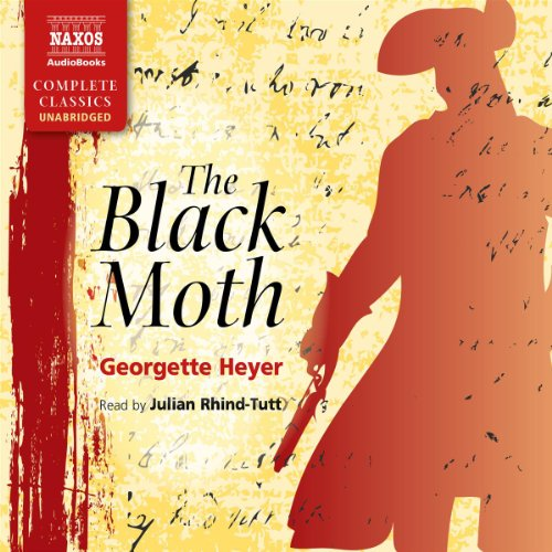 The Black Moth cover art