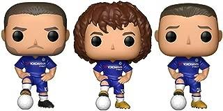 Funko Pop! Football: Chelsea FC Collectible Vinyl Figures, 3.75