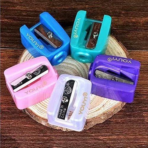 Waymeduo Haute qualité Taille-Crayon à Sourcils Lèvres Yeux Eyeliner
