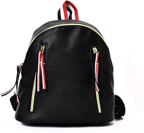 Mini-Umh etaschen Elegante Einfachheit, A pu-rei rschluss Tasche Schultasche, Schultern Paket B