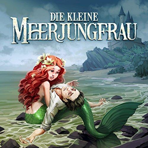 Page de couverture de Die kleine Meerjungfrau