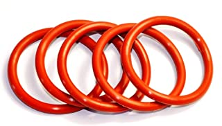 Cary 44mm ID 5mm Thickness Tube Dampers Silicone O-ring Amp for Shuguang Kt88 6550 Kt66 Kt100 10pcs