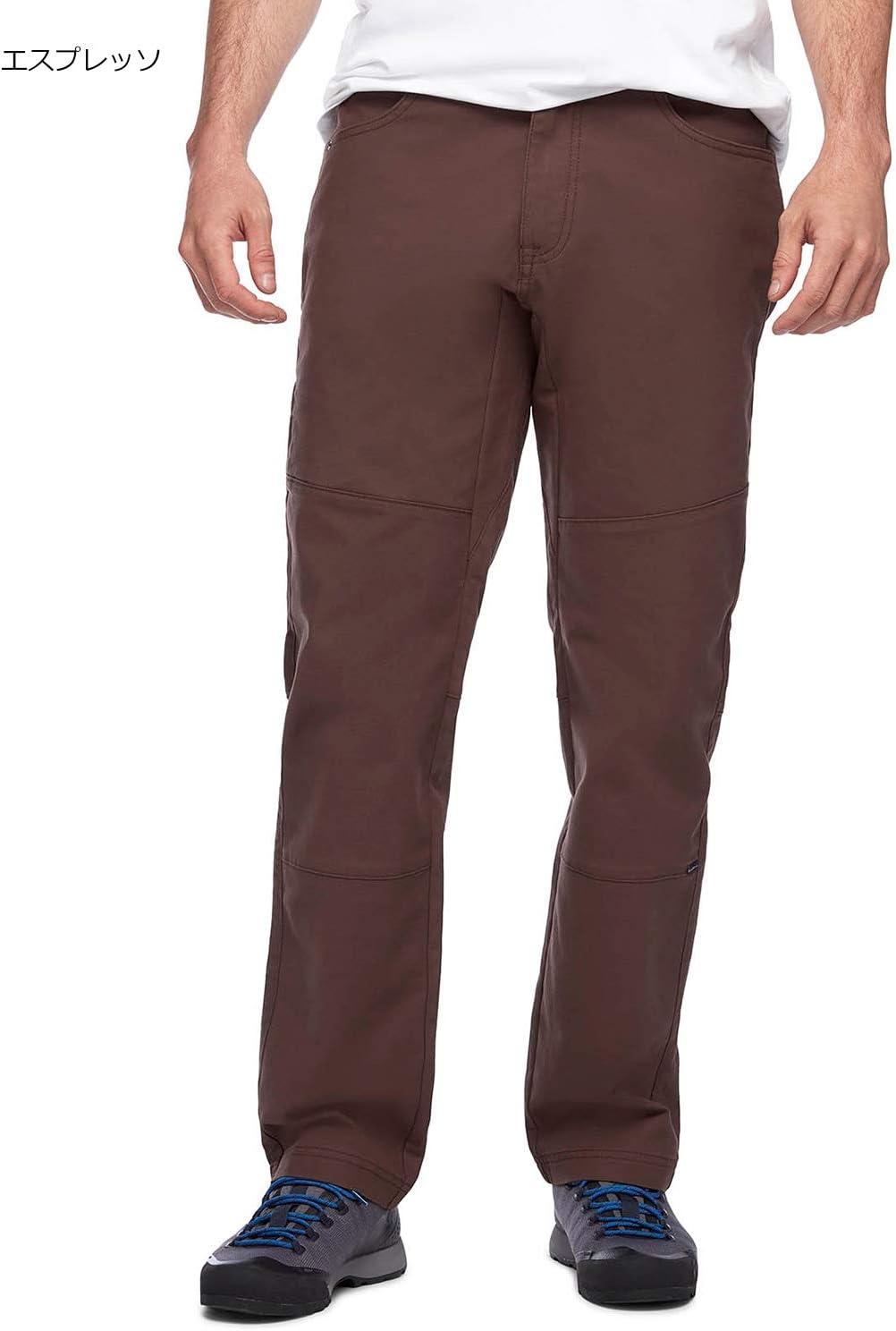 Black Diamond Spire Pants - Pantalon Escalade Homme Carbone