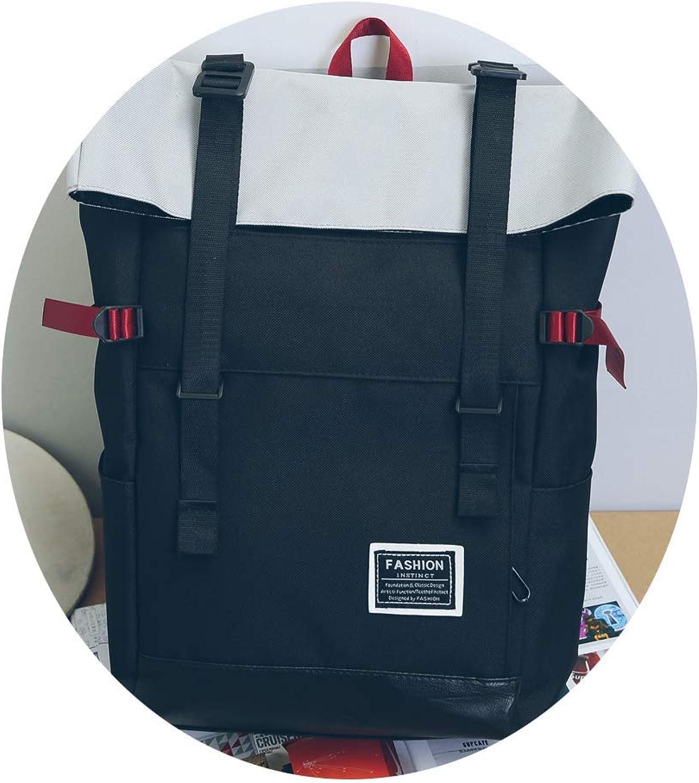 SDFIUH Rucksack, Rucksack, Rucksack, Modetrend für Männer, Studententasche mit großem Fassungsvermögen (Farbe   C, Größe   One Größe) B07QDMSBGN  Wartungsfähigkeit adcb6d