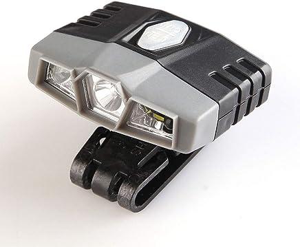WPCBAA WPCBAA WPCBAA Head-Mounted Scheinwerfer Kappenlicht USB-Ladeinduktionslampe LED-Blendung super helle Campingscheinwerfer 90 ° einstellbar (Farbe   Grau) B07PWM27YZ       Kaufen  3351f1