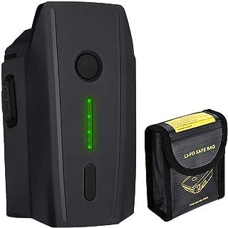 E-TS 進化版 3830mAh DJI ドローン用バッテリーDJI Mavic Proバッテリー Mavic Pro Platinum ドローン専用バッテリー インテリジェントフライトバッテリー 防爆バッグ付 Mavic Pro対応