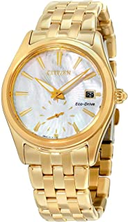 Citizen Corso Eco-Drive Movement Mother of Pearl Dial Ladies Watch EV1032-51D