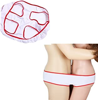 2 Person Hot Sexy Fun Fundie Underwear Panties for Couples Bachelorette