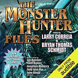 The Monster Hunter Files Titelbild