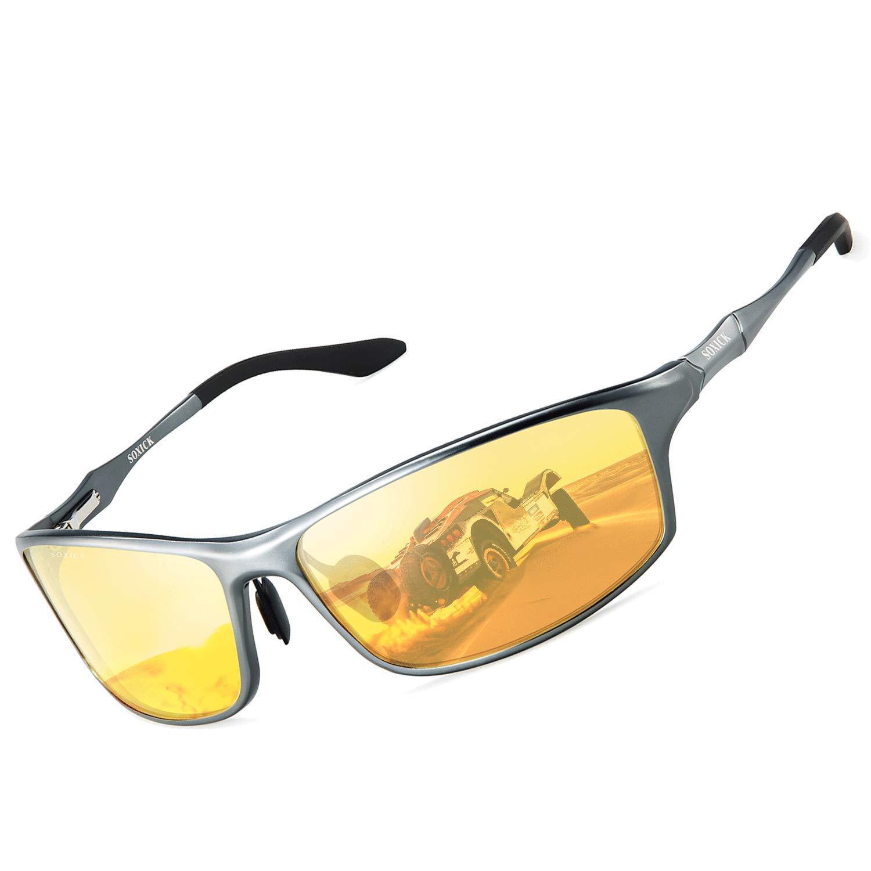 SOXICK Driving Glasses Polarized Sunglasses