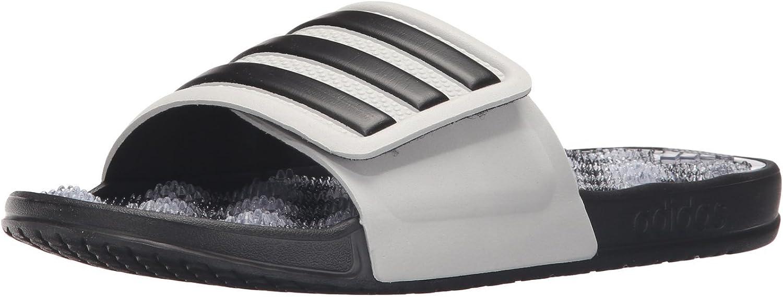 Adidas herrar adissage 2.0 2.0 2.0 Stripes Slides  mode