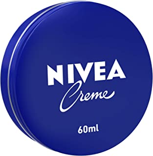 NIVEA Creme, Universal All Purpose Moisturizing Cream, Tin 60ml