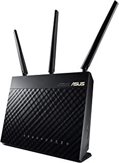 Asus AC1900 Dual Band Gigabit WiFi Router with MU-Mimo, Aimesh for Mesh WIFI System,..