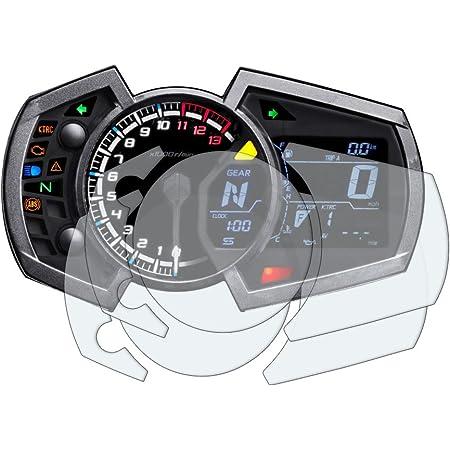 Speedo Angels Displayschutzfolie Tachoschutzfolie Für Ninja 650 2020 2 X Entspiegelt Auto