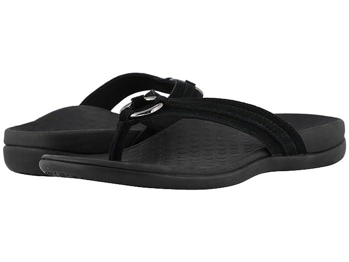VIONIC  Aloe (Black) Womens Shoes