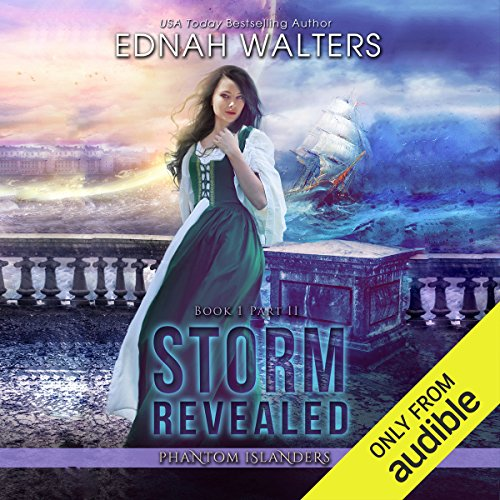 Storm Revealed audiobook cover art