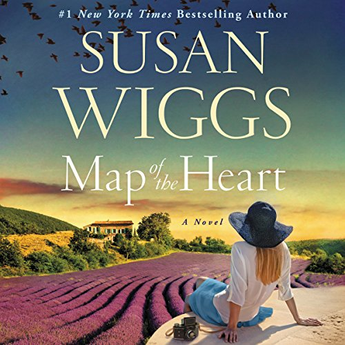 Map of the Heart audiobook cover art