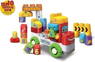 VTech 80-604804 BlaBlaBlocks - vrachtwagen bouwblokken bouwspeelgoed, kleurrijk