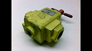 Automation Products Group Fluid Power Lm-50 Lockout Safety Valve Lm-50