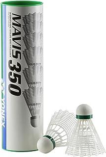 YONEX Mavis 350 White Medium Speed (1/2 dz Tube)