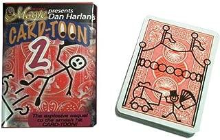 Royal Magic Dan Harlans Card-Toon 2 - Magic Card Trick