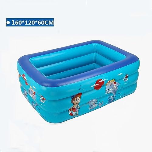 Aufblasbare Badewanne Baby Schwimmbad Aufblasbare Pool Kunststoff Schwimmbad Platz Aufblasbare Pool Kinderbecken Badewanne