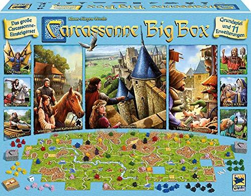 Carcassonne Big Box 2017 カルカソンヌ ビッグボックス [並行輸入品]
