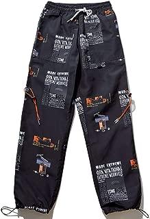 Aelfric Eden Mens Print Streetwear Pants Young Boys Girls Womens Floral Pant