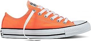 converse arancio uomo