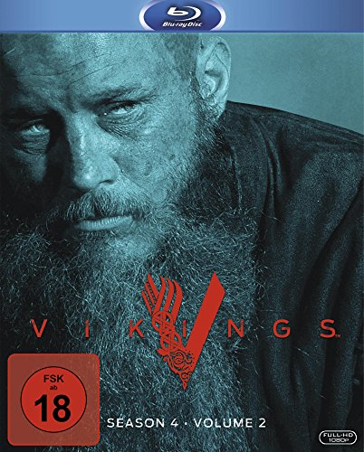 Vikings - Season 4.2 [Blu-ray]