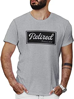 LeRage Retired Since 2018 Shirt for Men Gift Retirement Party Present