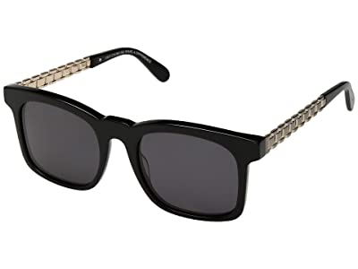DIFF Eyewear Chance (Black/Grey) Fashion Sunglasses