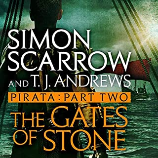 The Gates of Stone     Roman Pirata, Book 2              By:                                                                                                                                 Simon Scarrow                               Narrated by:                                                                                                                                 Jonathan Keeble                      Length: Not Yet Known     Not rated yet     Overall 0.0