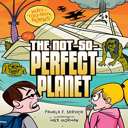 The Not-So-Perfect Planet copertina