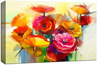 Best red and yellow wall art Reviews