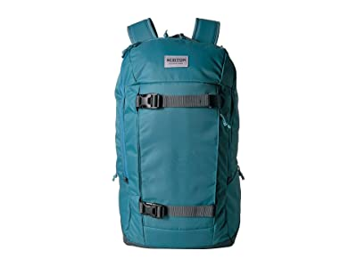 Burton Kilo 2.0 Backpack (Storm Blue Crinkle) Backpack Bags
