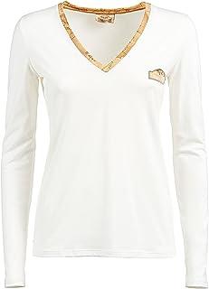 ALVIERO MARTINI 1Classe - T-Shirt Scollo V Donnavventura