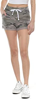 Urban Look Pantalones cortos casuales de rizo francés para