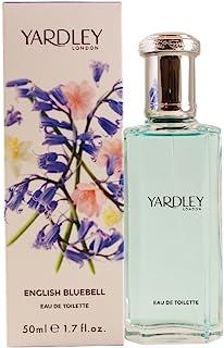 Yardley Of London English Bluebell Eau de Toilette Spray for Women, 1.7 Ounce