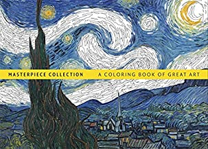 Best masterpiece collection a coloring book of great art Reviews