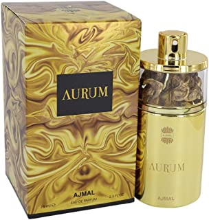 Ajmal Aurum Spray for Women, 75ml