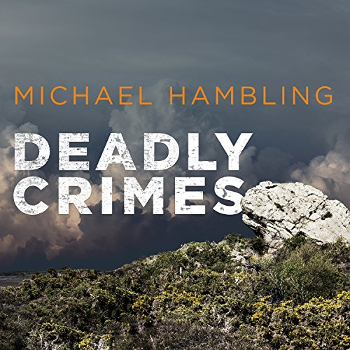 Deadly Crimes audiobook cover art